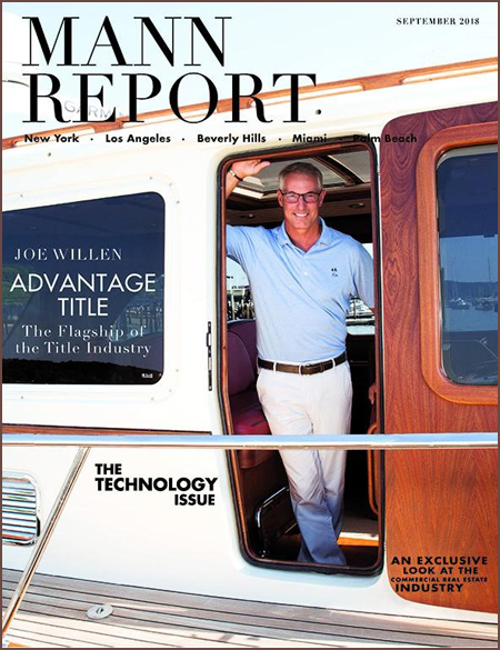 Mann Report Cover Feature: Advantage Group Grows with the Flow
